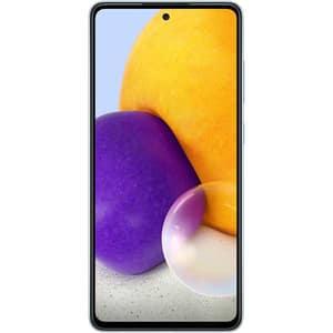 Telefon SAMSUNG Galaxy A72, 128GB, 6GB RAM, Dual SIM, Awesome Blue