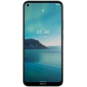 Telefon NOKIA 3.4, 64GB, 3GB RAM, Dual SIM, Fjord