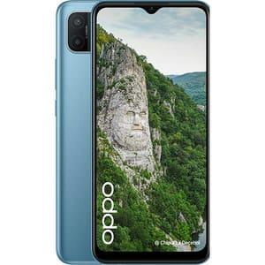 Telefon OPPO A15, 32GB, 2GB RAM, Dual SIM, Mystery Blue