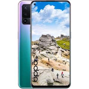 Telefon OPPO Reno5 Lite, 128GB, 8GB RAM, Dual SIM, Fantastic Purple