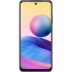 Telefon XIAOMI Redmi Note 10 5G, 128GB, 4GB RAM, Dual SIM, Graphite Gray