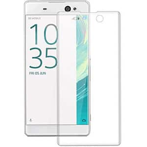 Folie Tempered Glass pentru Sony Xperia XA, SMART PROTECTION, fulldisplay, transparent