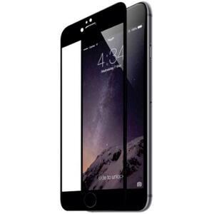 Folie Tempered Glass pentru Iphone 6s Plus, SMART PROTECTION, fulldisplay, negru