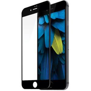 Folie Tempered Glass pentru Iphone 7 Plus, SMART PROTECTION, fulldisplay, negru