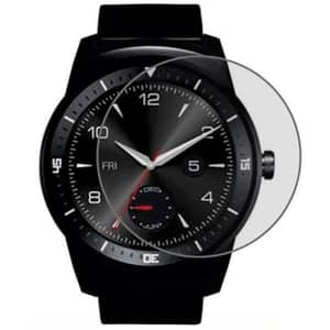Folie Tempered Glass pentru LG G Watch R W110, SMART PROTECTION, display
