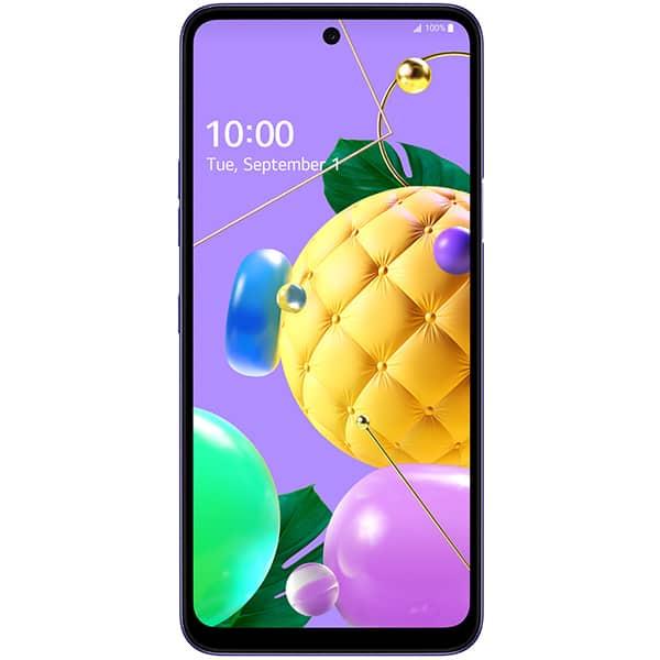 Telefon LG K52, 64GB, 4GB RAM, Dual SIM, Blue