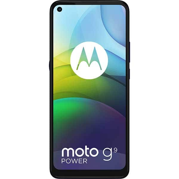Telefon MOTOROLA Moto G9 Power, 128GB, 4GB RAM, Dual SIM, Electric Violet