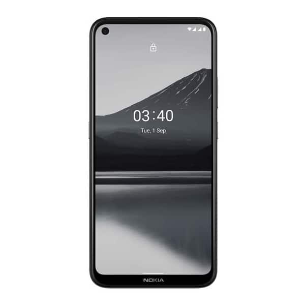 Telefon NOKIA 3.4, 64GB, 3GB RAM, Dual SIM, Charcoal