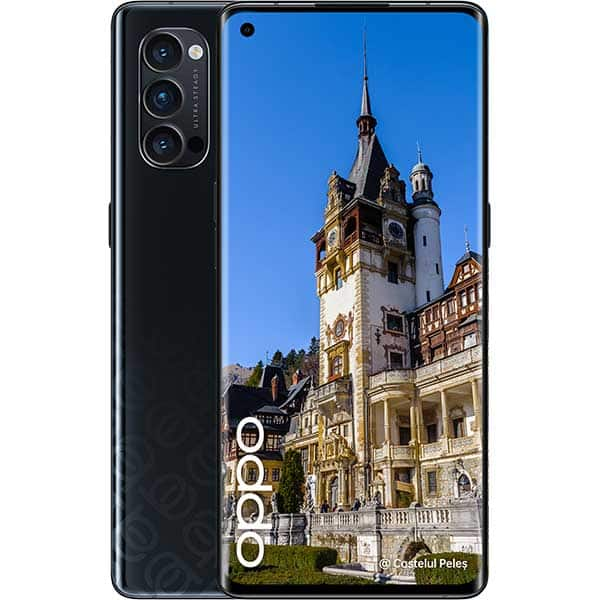 Telefon OPPO Reno4 Pro 5G, 256GB, 12GB RAM, Dual SIM, Space Black