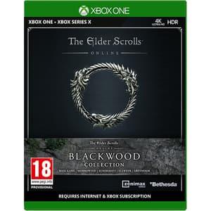 The Elder Scrolls Online Blackwood Collection Xbox One