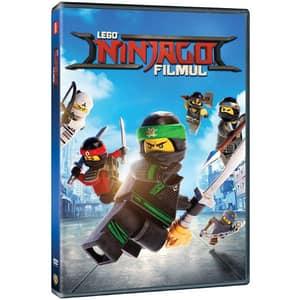 LEGO Ninjago: Filmul DVD