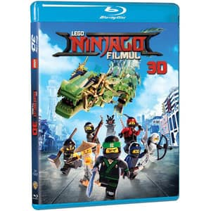 LEGO Ninjago: Filmul Blu-ray 3D