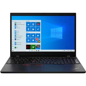 "Laptop LENOVO ThinkPad L15 Gen 1, Intel Core i7-10510U pana la 4.9GHz, 15.6"" full HD, 16GB, SSD 512GB, Intel UHD Graphics, Windows 10 Pro, negru"