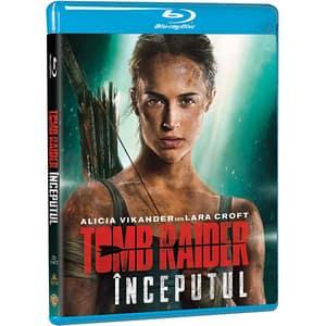 Tomb Raider Inceputul Blu-ray