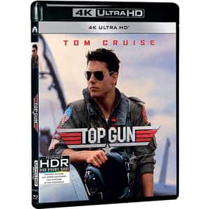 Top Gun Blu-Ray 4K