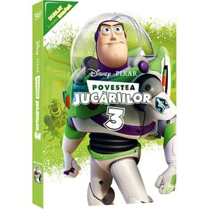 Toy Story 3 - Pixar O-Ring Collection DVD