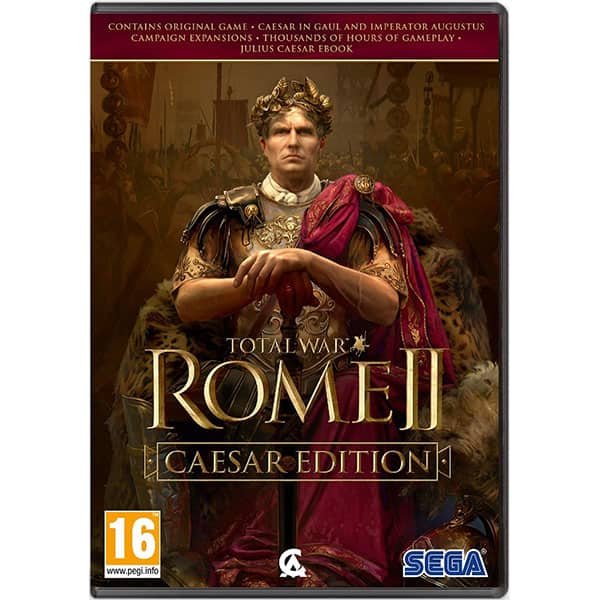Total War: ROME II - Caesar Edition PC