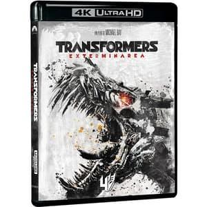 Transformers 4: Exterminarea Blu-ray 4K Ultra HD