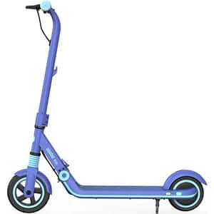Trotineta electrica NINEBOT eKickScooter ZING E8 Powered by Segway, 7 inch, albastru