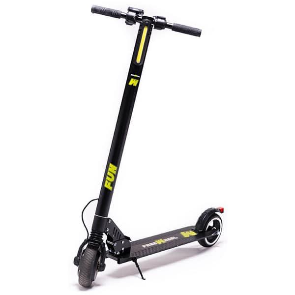 Trotineta electrica pliabila FREEWHEEL Rider Fun, 6.5 inch, negru