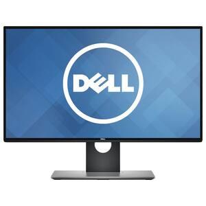"Monitor LED IPS DELL U2718Q, 27"", UHD 4K, 60Hz, HDR, negru-gri"