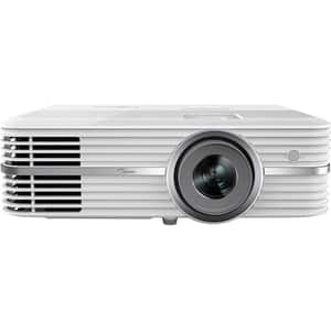 Videoproiector OPTOMA UHD300X, 4K UHD 3840 x 2160p, 2200 lumeni, alb