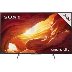 Televizor LED Smart SONY BRAVIA KD-43XH8596, Ultra HD 4K, 108cm