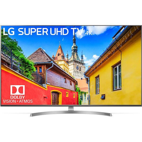Televizor LED Smart LG 49SK8100PLA, Super UHD 4K, HDR, 123 cm