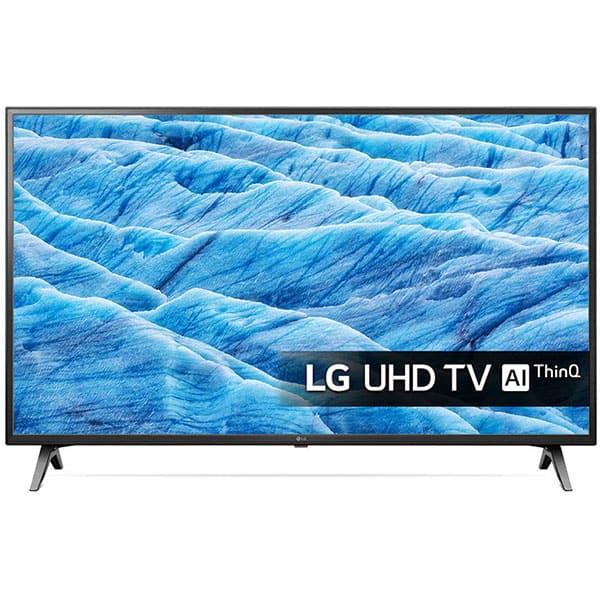 Televizor LED Smart LG 60UM7100PLB, Ultra HD 4K, HDR, 152 cm