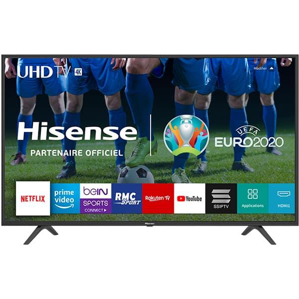 Televizor LED Smart HISENSE H50B7100, Ultra HD 4K, HDR, 126 cm