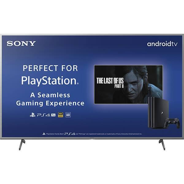 Televizor LED Smart SONY BRAVIA KD-55XH8077, Ultra HD 4K, 139cm