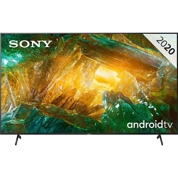 Televizor LED Smart SONY BRAVIA KD-75XH8096, Ultra HD 4K, HDR, 189cm