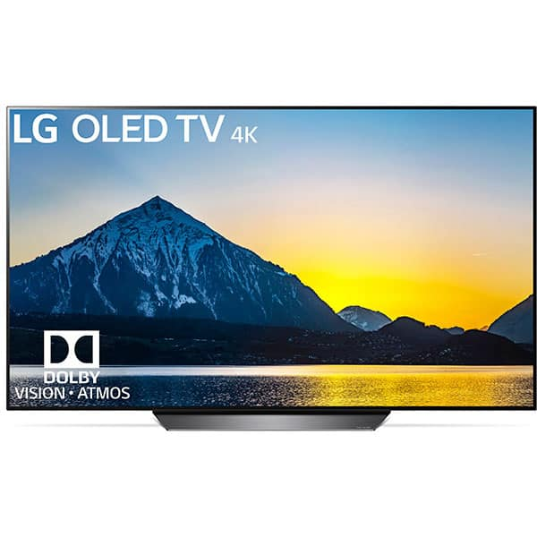 Televizor OLED Smart LG OLED55B8PLA, Ultra HD 4K, HDR, 139 cm