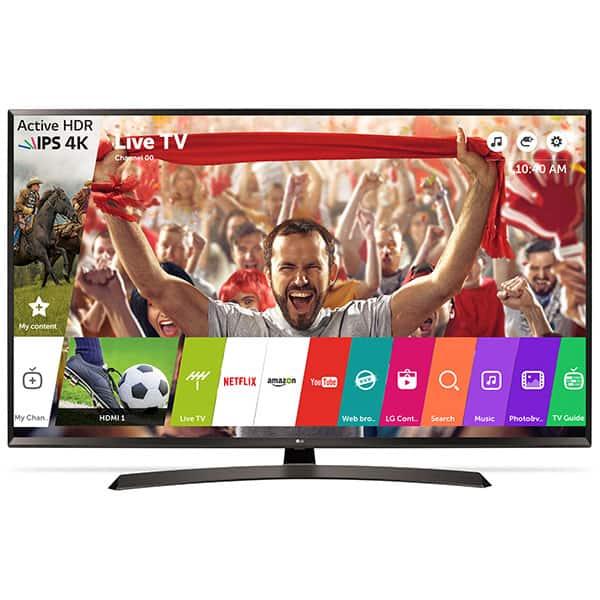 Televizor LED Smart LG 60UJ634V, Ultra HD 4K, HDR, 151 cm
