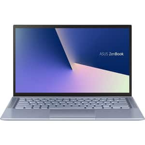"Laptop ASUS ZenBook 14 UM431DA-AM030, AMD Ryzen 7-3700U pana la 4GHz, 14"" Full HD, 16GB, SSD 1TB, AMD Radeon RX Vega 10, Endless OS, Utopia Blue"
