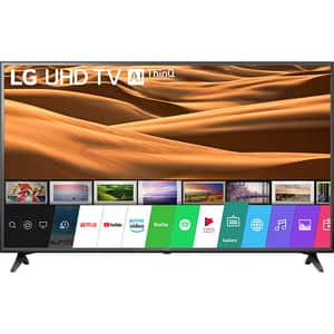 Televizor LED Smart LG 43UM7050PLF, Ultra HD 4K, HDR, 108 cm