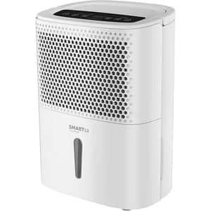 Dezumidificator de aer TURBIONAIRE Smart 12 eco, 12l/zi, 200W, alb