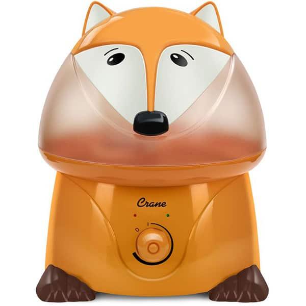 Umidificator CRANE Ultrasonic  Wyatt Fox EE-8255, 3.7l, maro