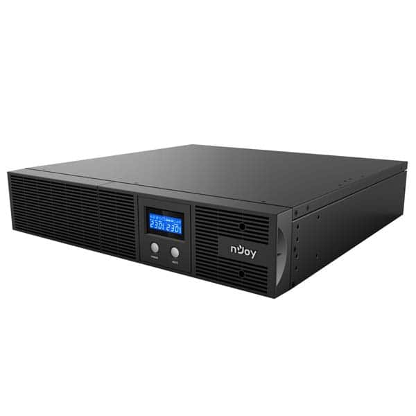 Unitate UPS NJOY Argus 1200, 1200VA, AVR, IEC