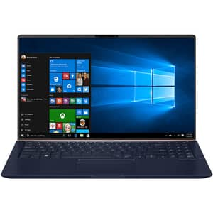 "Laptop ASUS ZenBook 15 UX533FAC-A8090T, Intel Core i5-10210U pana la 4.2GHz, 15.6"" Full HD, 8GB, SSD 512GB, Intel UHD Graphics 620, Windows 10 Home, Royal Blue"