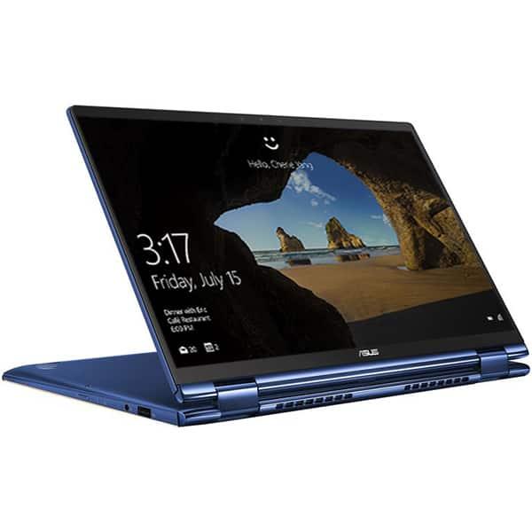 "Laptop 2 in 1 ASUS ZenBook Flip 13 UX362FA-EL122T, Intel® Core™ i7-8565U pana la 4.6GHz, 13.3"" Full HD Touch, 16GB, SSD 512GB, Intel® UHD Graphics 620, Windows 10 Home, Royal Blue"