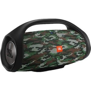 Boxa portabila JBL Boombox, Bluetooth, Powerbank, Waterproof, NFC, camuflaj