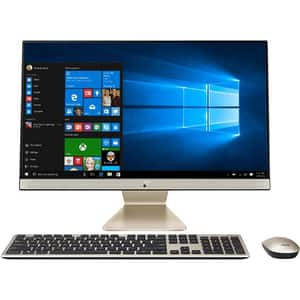 "Sistem PC All in One ASUS Vivo V241FAT-BA110T, 23.8"" Full HD Touch, Intel Core i5-8265U pana la 3.9GHz, 8GB, SSD 512GB, Intel UHD Graphics, Windows 10 Home"