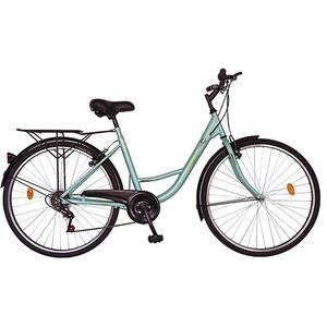 """Bicicleta de oras VELORS V2636A, 26"""", verde"""