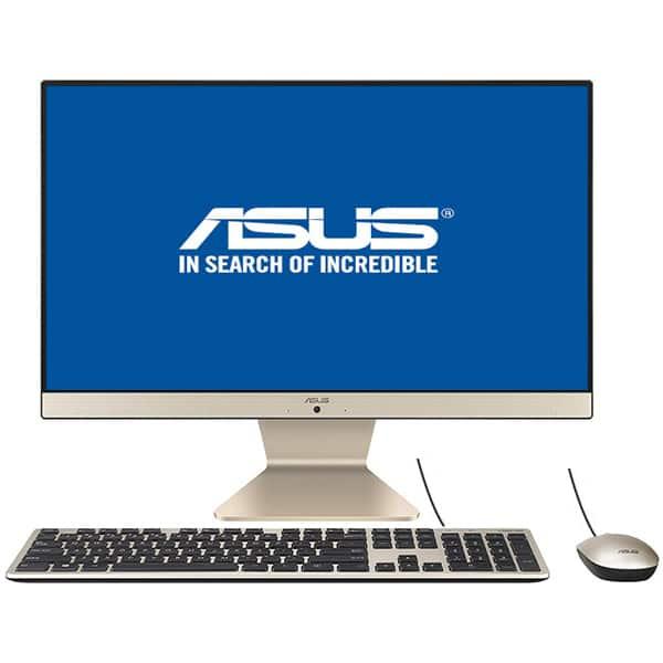 "Sistem PC All in One ASUS Vivo V222UAK-BA056D, 21.5"" Full HD, Intel Core i5-8250U pana la 3.4GHz, 8GB, SSD 256GB, Intel UHD Graphics 620, Endless"
