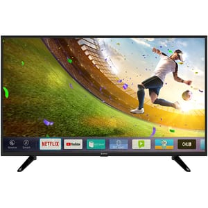 Televizor LED Smart VORTEX V50TD1200S, Ultra HD 4K, 127 cm