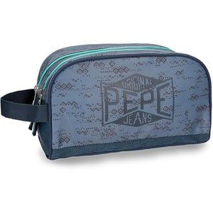 Borseta adaptabila PEPE JEANS LONDON Pierce 60344.61, albastru