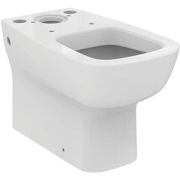 Vas WC IDEAL STANDARD Esedra T282001, montaj pe pardoseala, evacuare orizontala, alb