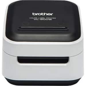 Imprimanta de etichete BROTHER VC-500W, USB, Wi-Fi