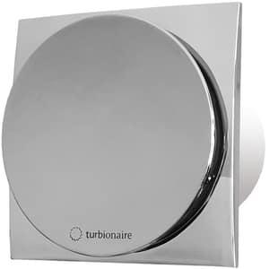 Ventilator baie extractor TURBIONAIRE MIO 100 LL-SC, 15W, 80mc/h, 100mm, gri